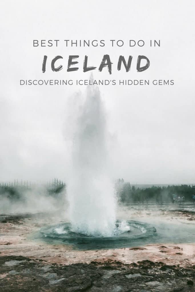 Best things to do in Iceland in summer / Iceland's hidden gems / #iceland