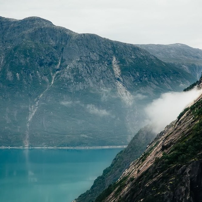 10-day Norway Road Trip Itinerary Eidfjord