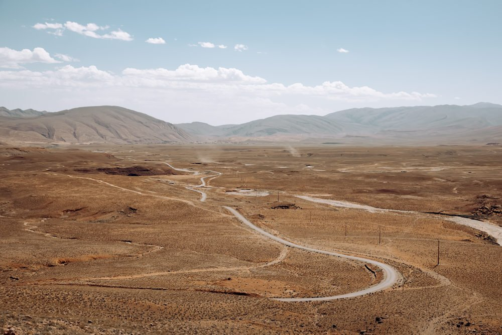 Driving in Morocco, renting a car in Morocco