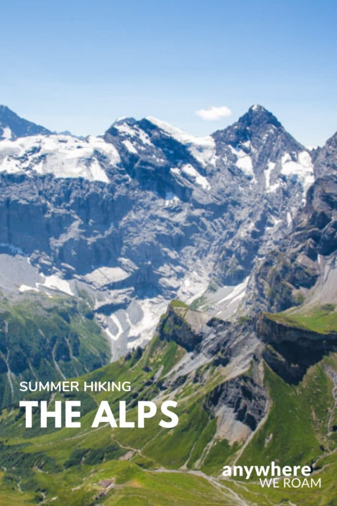 All the best spots to spend a fantastic summer in the Alps / Hiking in the Alps