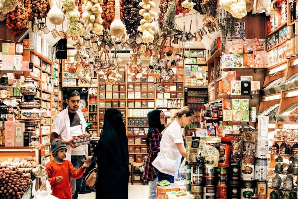 spice market 5-day istanbul itinerary