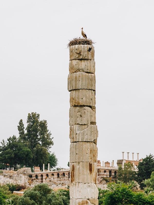 Historic sites in Turkey, Artemis