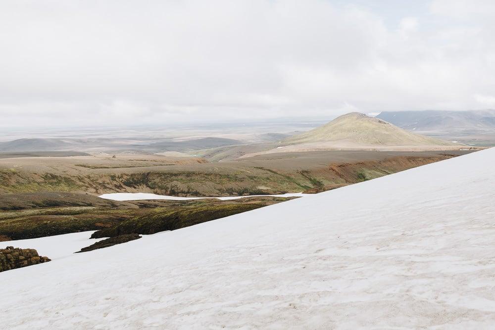 Hiking in Kerlingarfjöll, Iceland