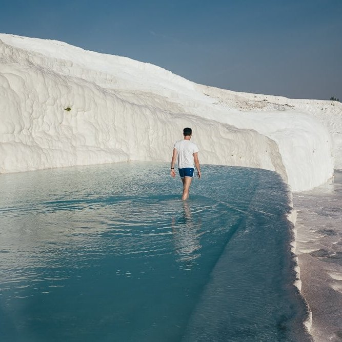 2-week Turkey Itinerary Pamukkale