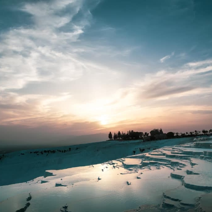Pamukkale 2-week turkey itinerary