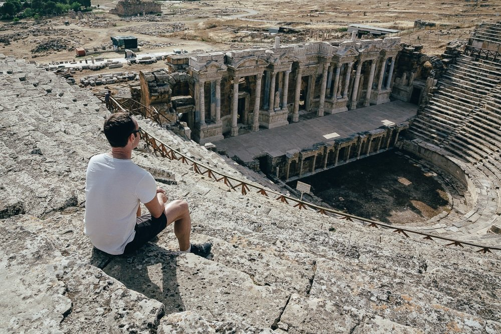 2-week Turkey Itinerary Hierapolis