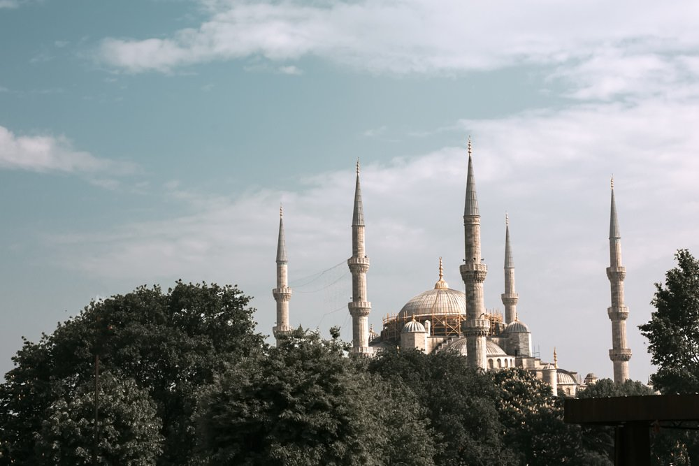 5-day istanbul itinerary
