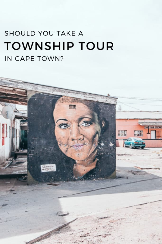 What to expect on a Langa Township tour in Cape Town.