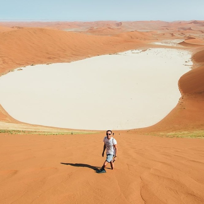 big daddy dune deadvlei sossusvlei
