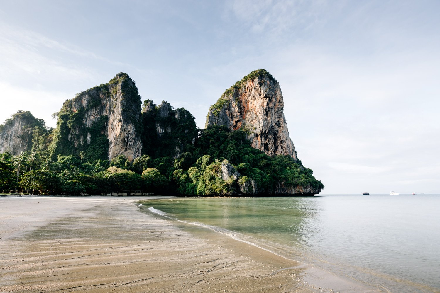 Tonsai beach Railay Bay Phra Nang Beach