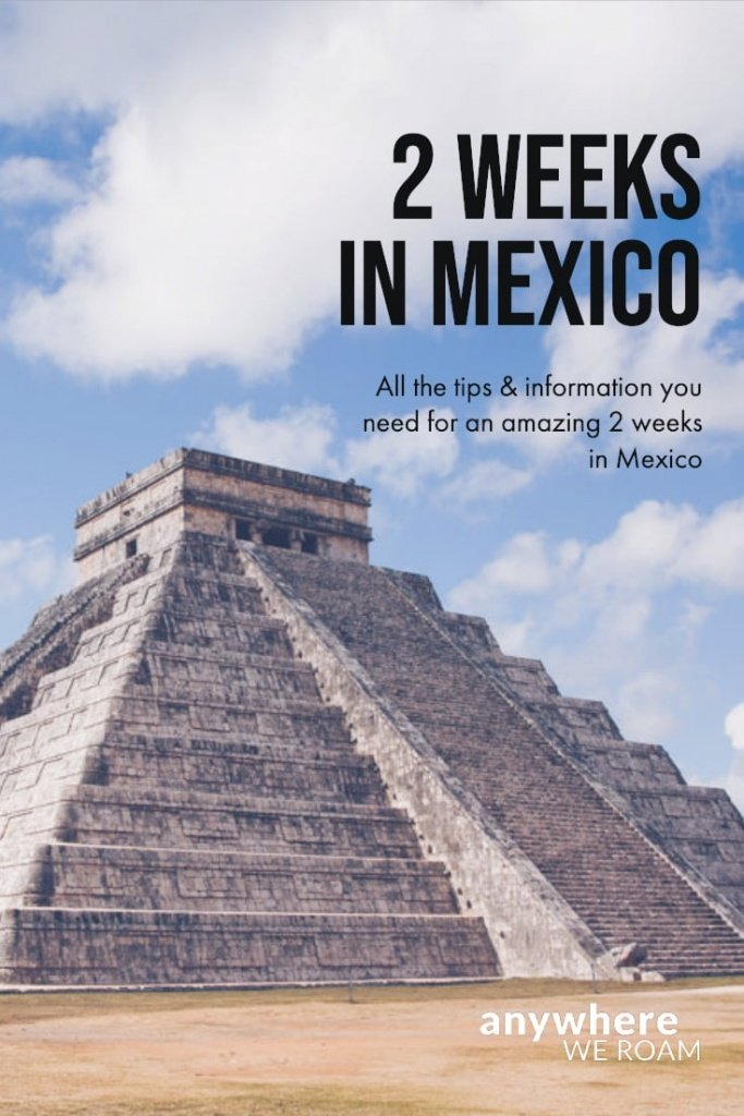 All the tips, information and inspiration you need for an amazing 2 weeks in Mexico. #mexico