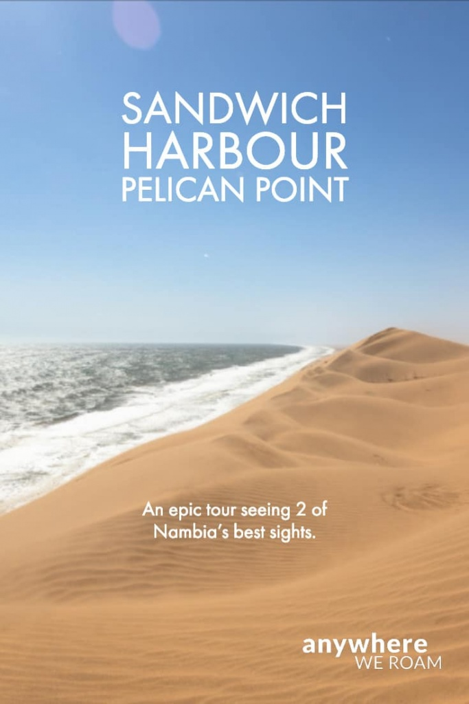 Kayaking with seals and riding mighty dunes in a Sandwich Harbour 4x4, is a Namibian experience we highly recommend / Pelican Point / Sandwich Harbour Tours