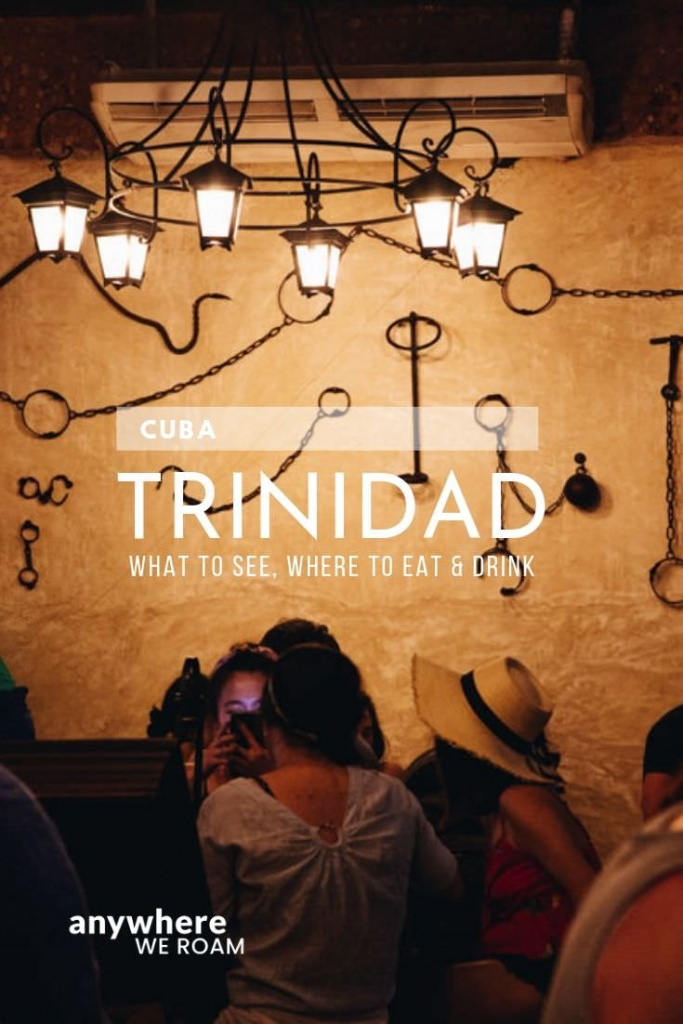It's easy to wander away from the main squares and take in a slice of real Trinidad. Here's our quick guide of what to see, do and eat while exploring this colonial gem. / Trinidad, Cuba.
