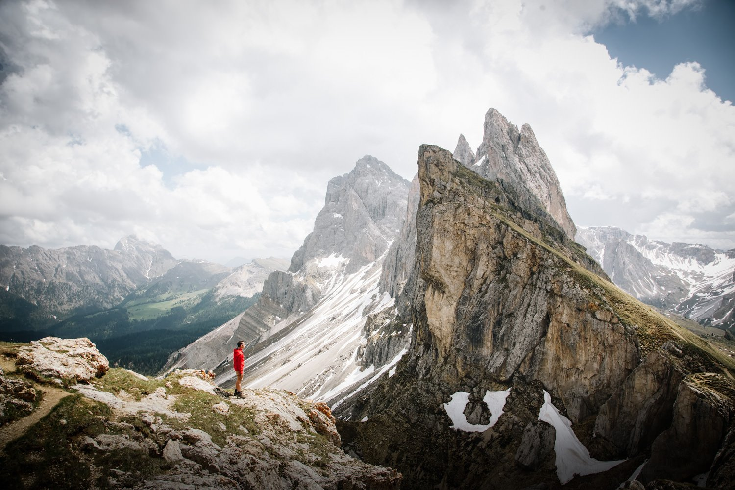 Best hikes in the Dolomites