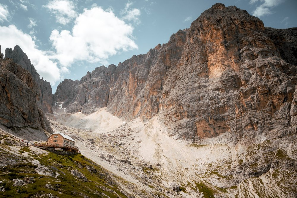 Hiking in the Dolomites / Best hikes in the Dolomites