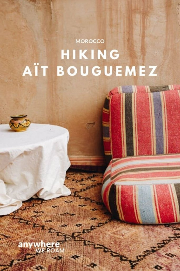 The Aït Bouguemez valley offers superb day hikes exploring Berber villages and their stunning surroundings. Here is all the information you need for 2 fantastic hikes in morocco. #aitbouguemez #morocco