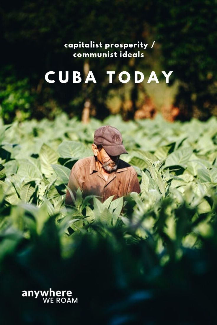 Our travels in Cuba took us across a country where industries controlled by the state are struggling to keep up with private enterprise. Here's our experience travelling around Cuba. / #cuba