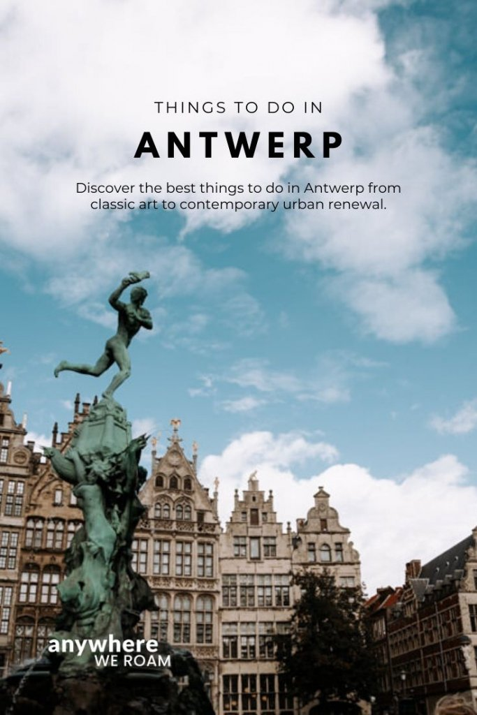Discover the best things to do in Antwerp - classic Flemish art, contemporary museums, urban renewal projects and edgy neighbourhoods. / #antwerpen #antwerp #belgium