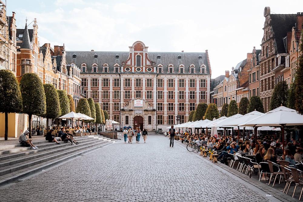 Things to do in Leuven, Belgium