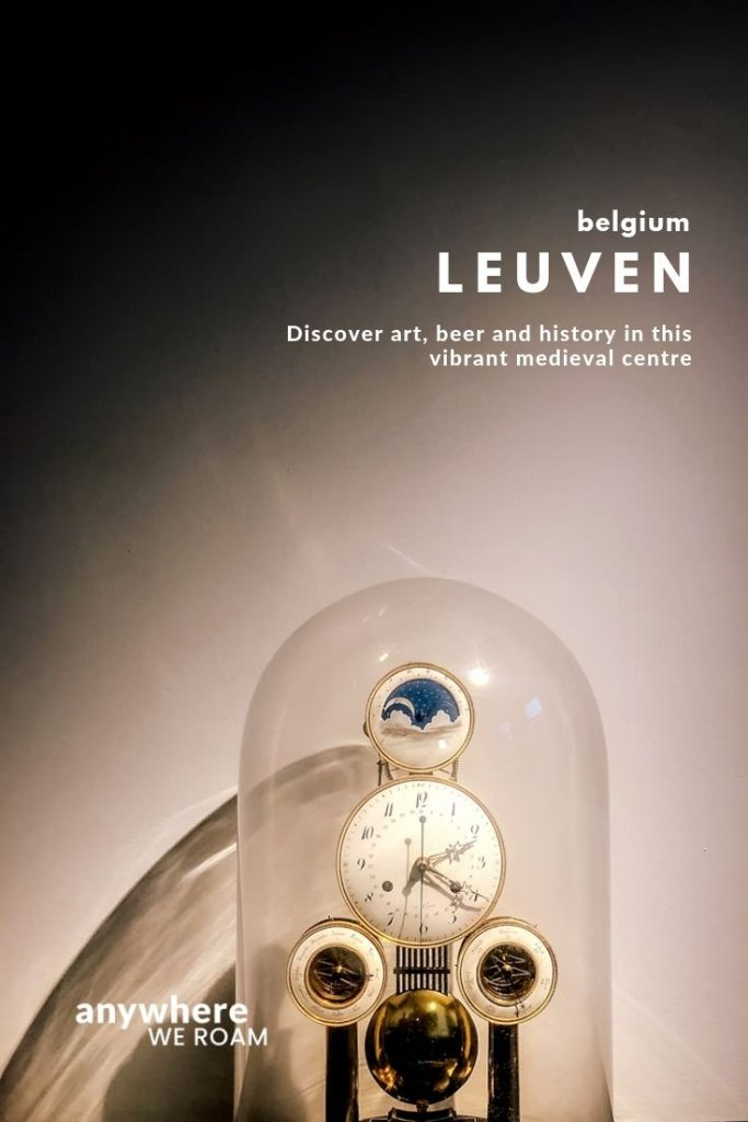 Leuven is a medieval city in Flanders, Belgium with a young, cool edge. Discover a fantastic dining scene, Flemish art, Baroque architecture and a thriving beer culture. / #leuven #belgium #flanders