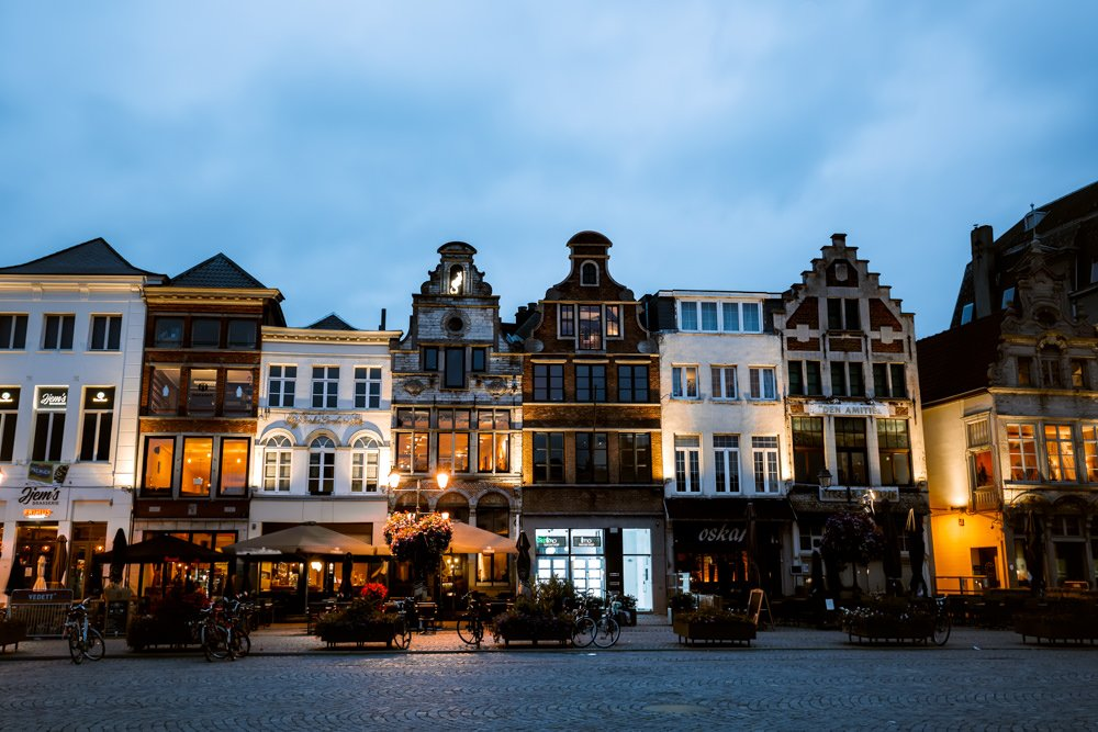Things to do in Mechelen, Grote Markt