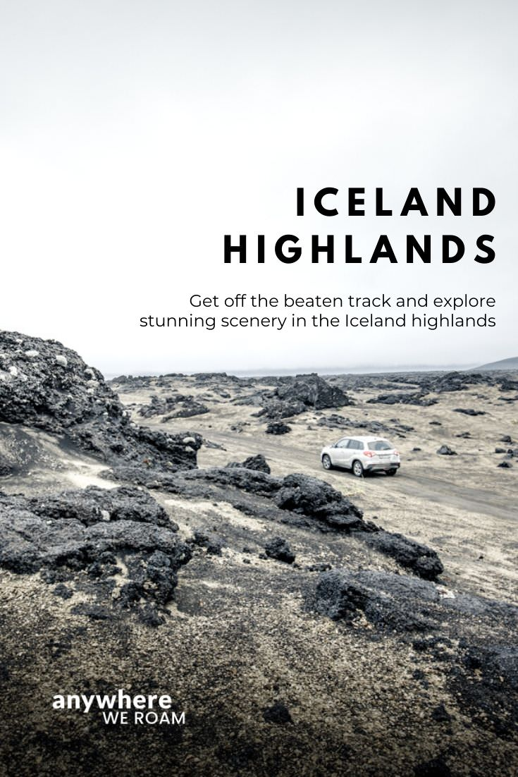 With the ring road getting busier every year, take your sense of adventure off the beaten track to the dramatic landscapes of the Iceland Highlands. Here's where to go and how to see it. / #iceland #highlands