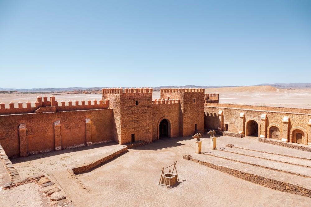 Ouarzazate Morocco Atlas Film Studios