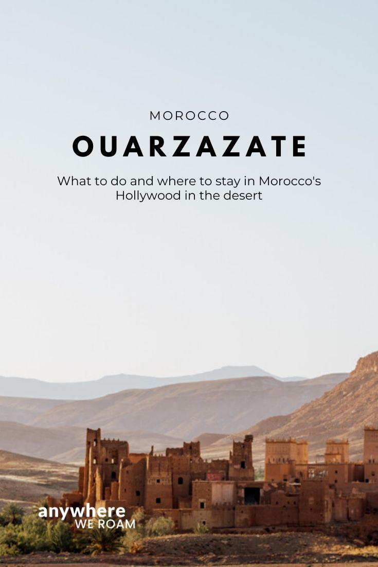 On the road of a 1,000 kasbahs from Marrakesh to the Sahara, one pitstop stands out for its movie-star credentials and sunset-soaked citadels. Ouarzazate is Morocco's desert-based Hollywood. Take in sunset at Ait Ben Haddou, relax in Fint Oasis and explore quirky citadels #fintoasis #aitbenhaddou #ouarzazate #morocco