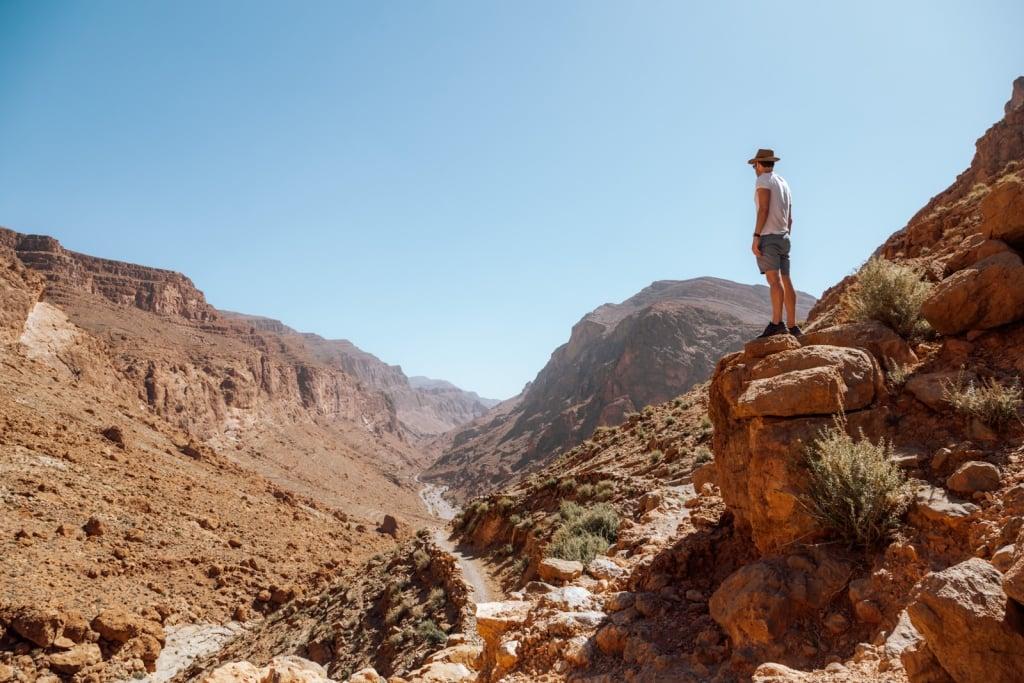 Todra Gorge and Tinghir Hike