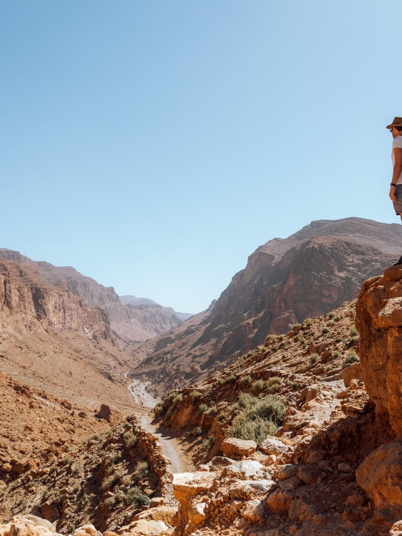Todra Gorge and Tinghir Hike
