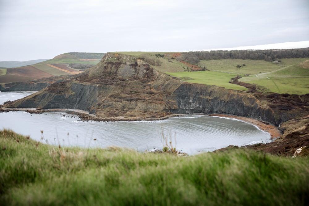 Jurassic coast walks in Dorset, St. Aldhelm's