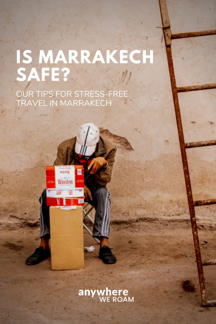 In general, Marrakech is safe to visit. But a trip here comes with a degree of hassle and harassment. Here's some tips to avoid any trouble. #morocco #Marrakech