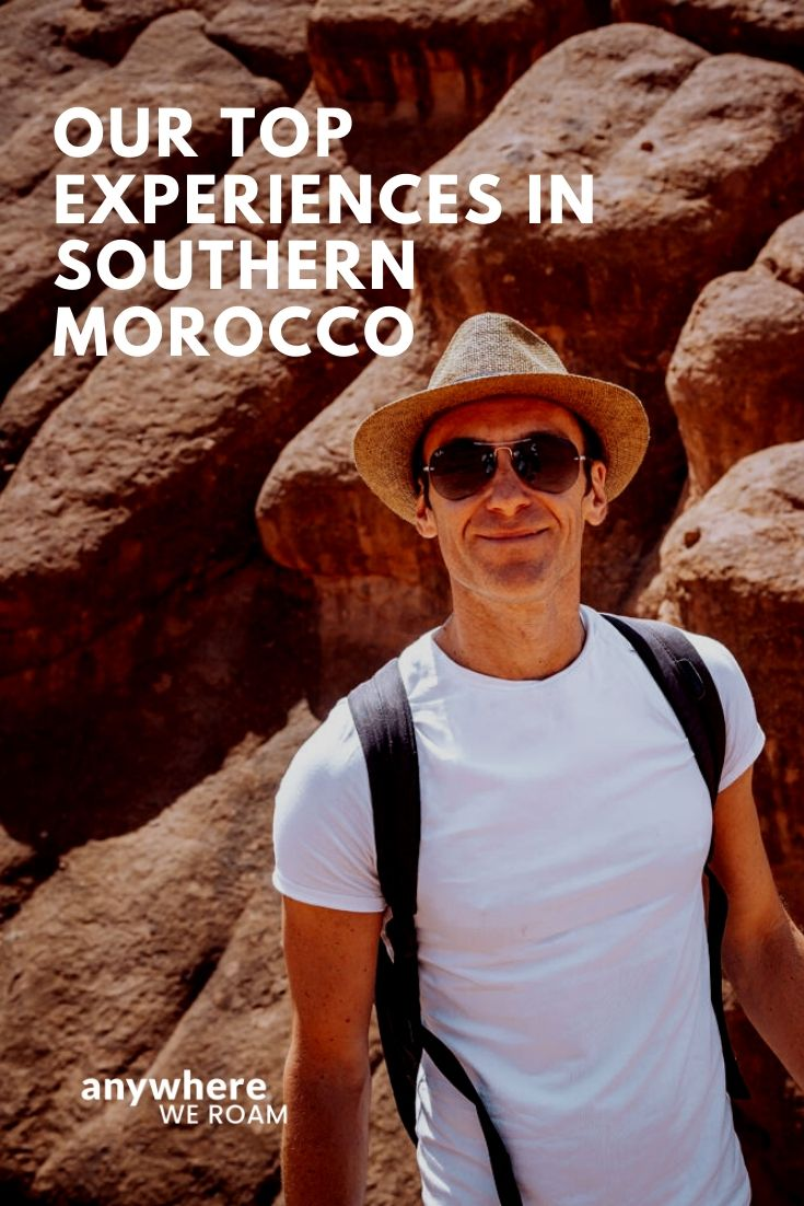 Our list of the most unique and interesting things to do in Southern Morocco - local traditions, atmospheric souks, mountain hiking and superb scenery. #morocco #marrakech #fez #essaouira #dades #aitbouguemez