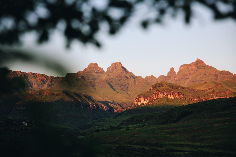 Cathedra Peak, Drakensberg