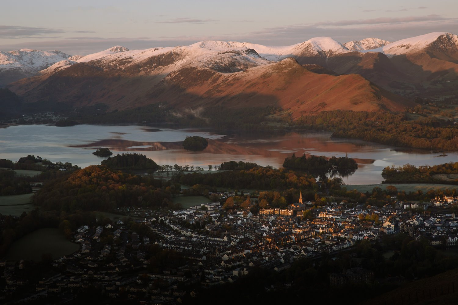 Places to stay in the lake District, Keswick