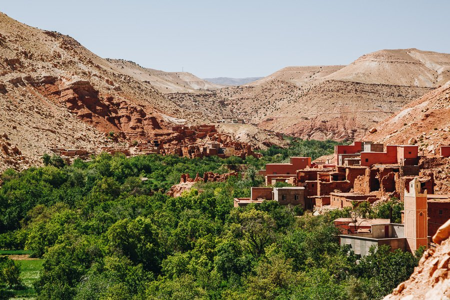 Places to visit in South Morocco