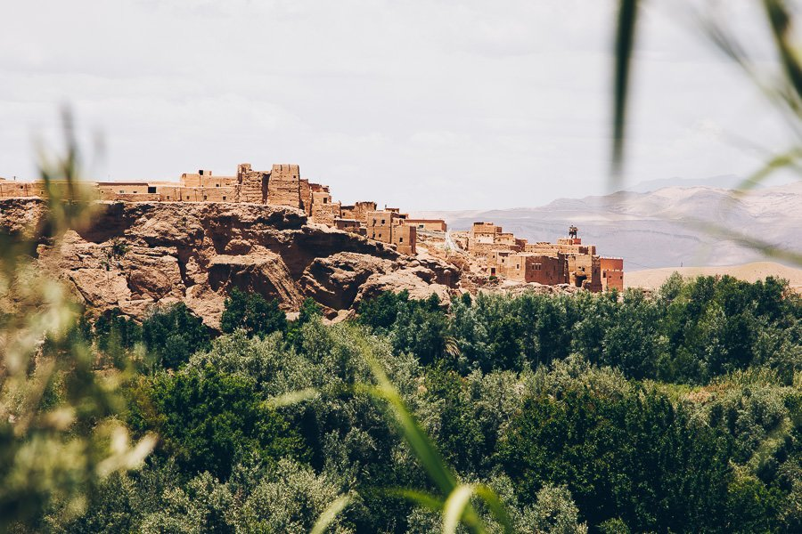 Valley of the Roses, South Morocco