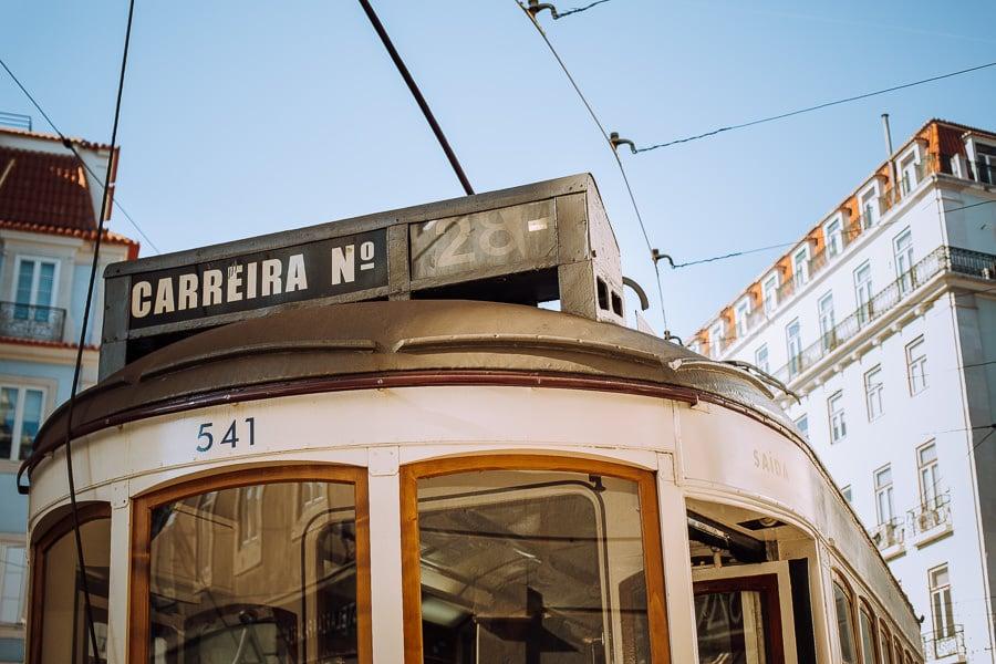 Tram 28 Lisbon - Things to do in Lisbon