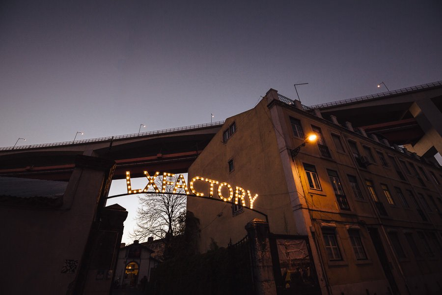 Things to do in Lisbon - LX Factory