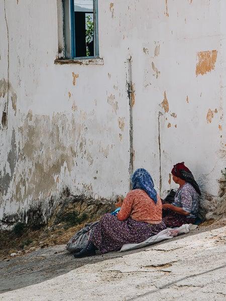 Kapikiri, Turkey Itinerary