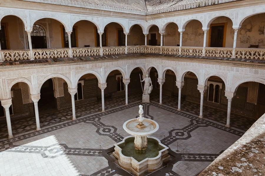 Casa Pilatos, 3 days in Seville