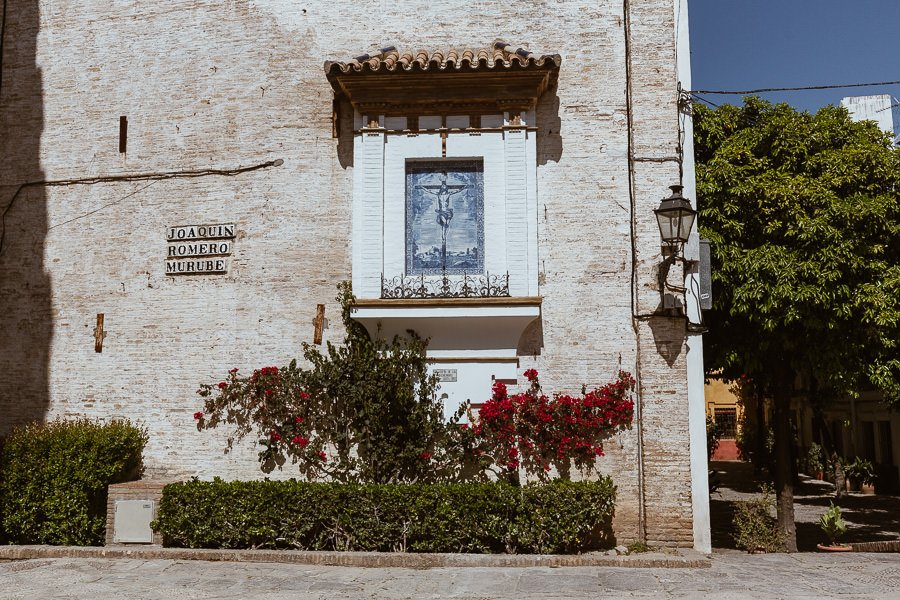 Jewish Quarter, Seville, Spain. 3 days in Seville itinerary.