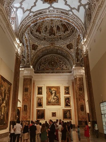 Bellas Artes Seville