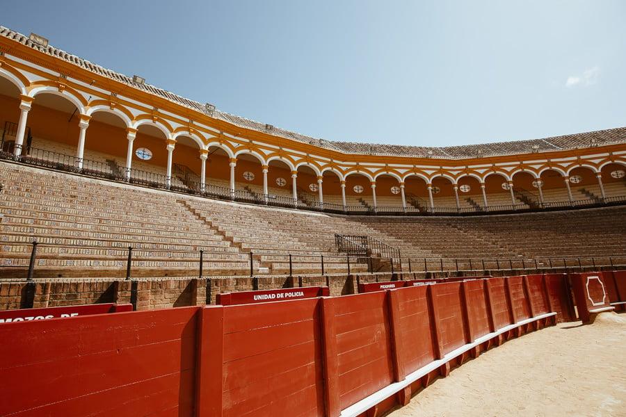 Plaza de toros de la Real Maestranza de Caballería