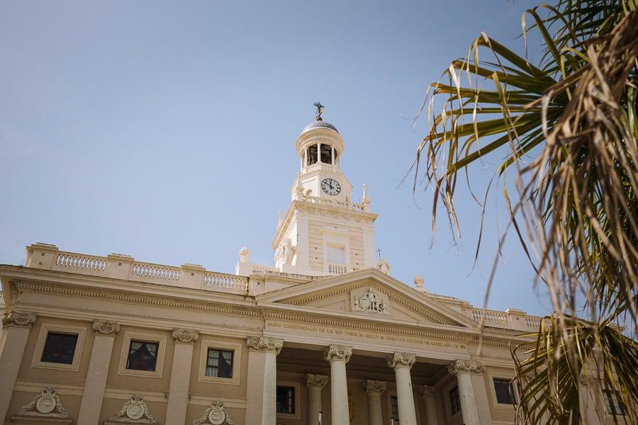 Plaza de San Juan de Dios, Cádiz, Spain.