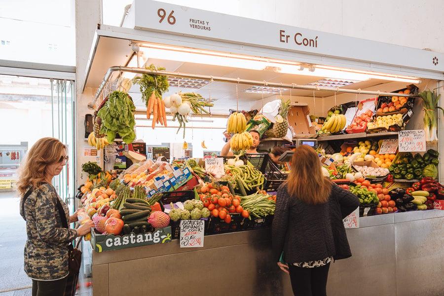 Mercado Central, cadiz