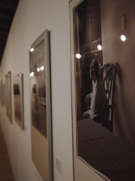 Photography exhibition, Castillo de Santa Catalina, Cádiz