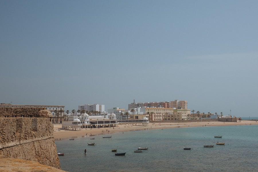 La Caleta Beach, Cádiz
