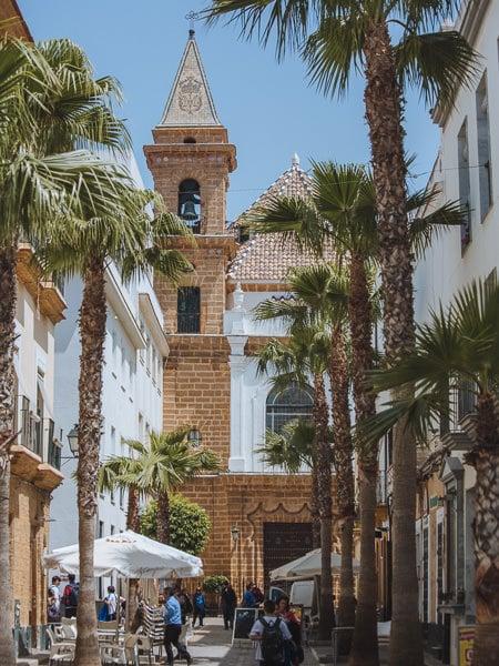 Barrio la Viña Cádiz Spain
