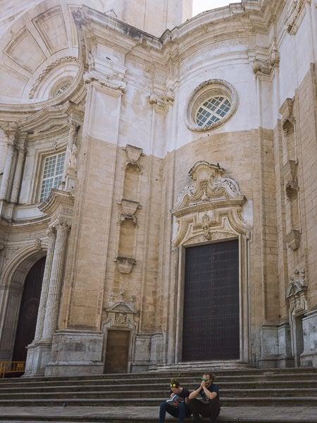 Catedral de Cádiz, Spain